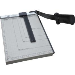 Резак сабельный А4 deVENTE (12 листов) 51,5х49,5х30см, длина реза 30см, серый