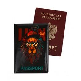 Обложка для паспорта Миленд ЛЕВ