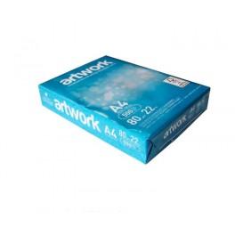 Бумага ARTWORK premium A4,80г/м2, А+ класс,167% CIE,500листов